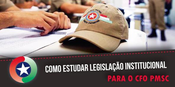 Como-estudar_LegislaçãoInstitucional